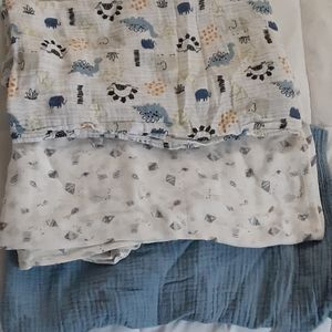 Recieving blankets